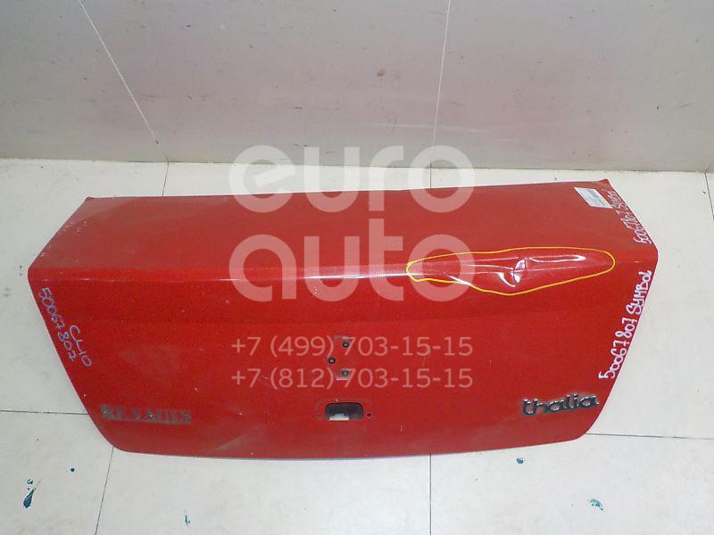 Крышка багажника для Renault Clio II/Symbol 1998-2008 - Фото №1
