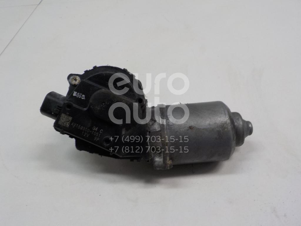 Купить Моторчик стеклоочистителя передний Mitsubishi ASX 2010-; (8250A644)