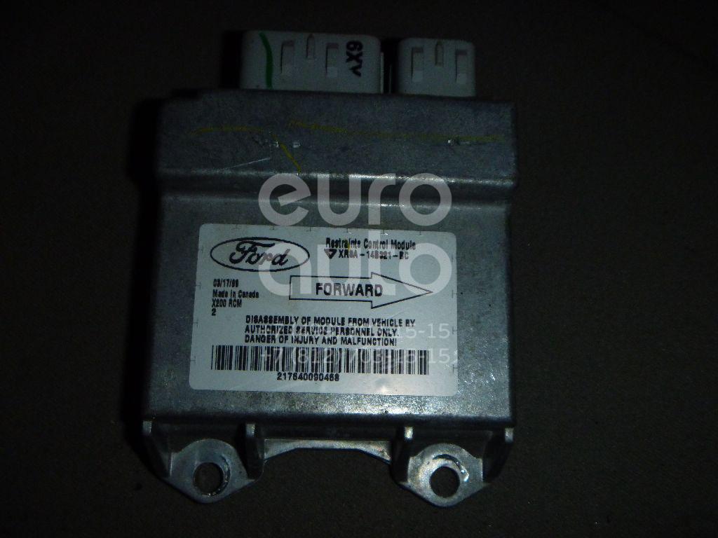 Блок управления AIR BAG для Jaguar S-TYPE 1999-2008 - Фото №1