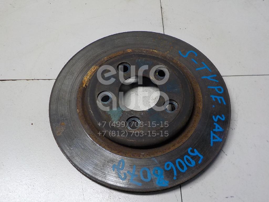 Диск тормозной задний для Jaguar S-TYPE 1999-2008 - Фото №1
