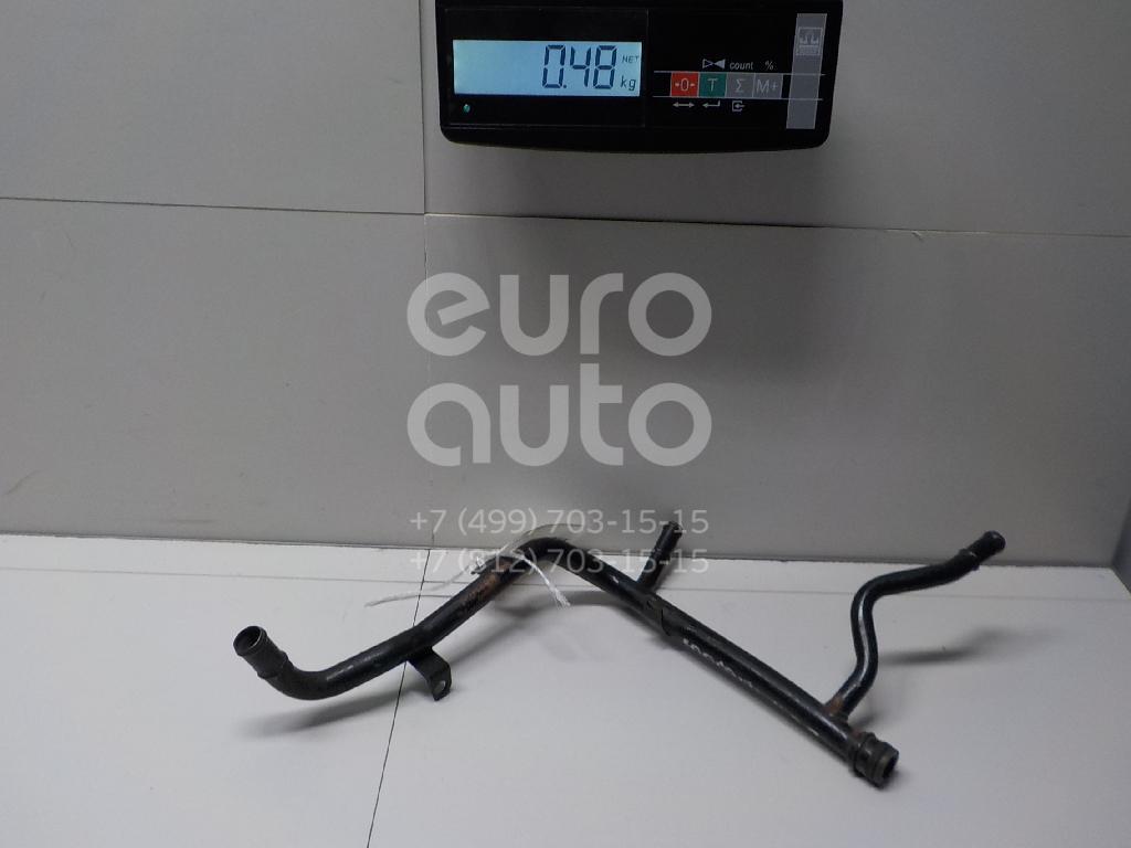 Трубка охлажд. жидкости металлическая для VW Passat [B6] 2005-2010;Golf V 2003-2009;Touran 2003-2010;Jetta 2006-2011 - Фото №1