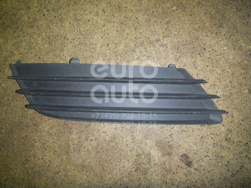 Решетка в бампер правая для Opel Astra H / Family 2004> - Фото №1