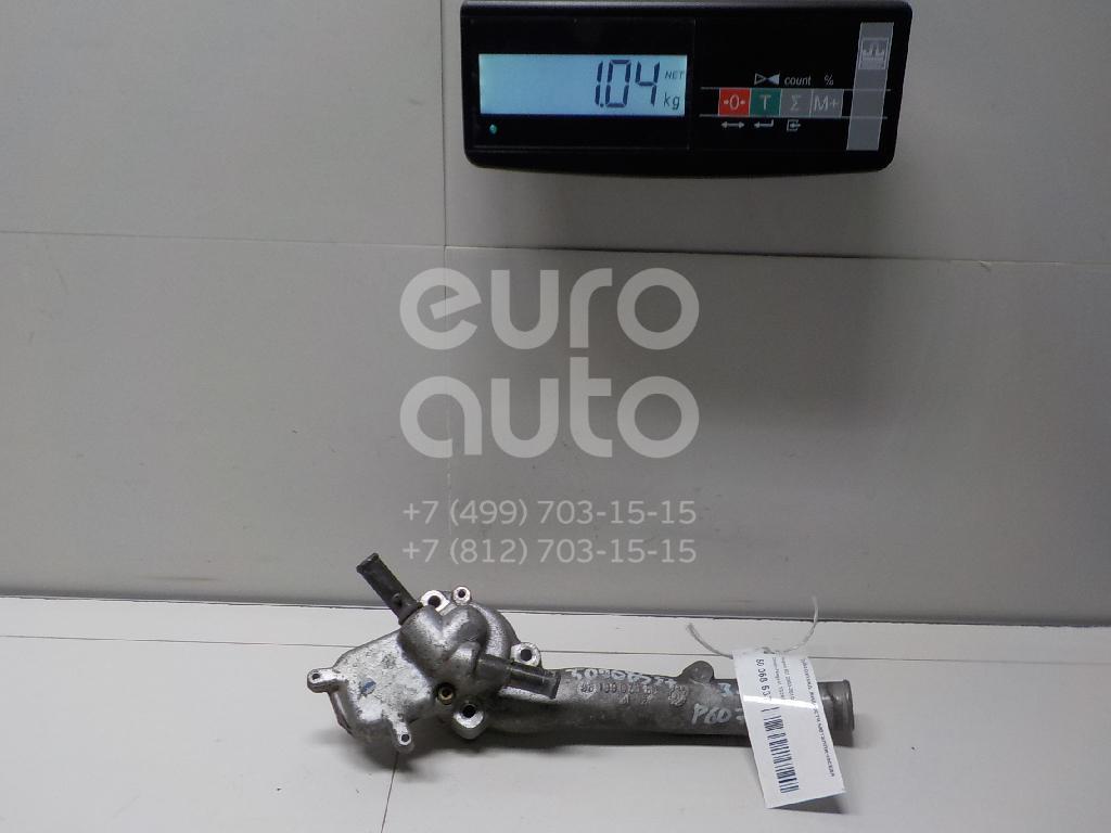 Трубка охлажд. жидкости металлическая для Peugeot,Citroen 607 2000-2010;407 2004-2010;406 1999-2004;C5 2001-2005 - Фото №1