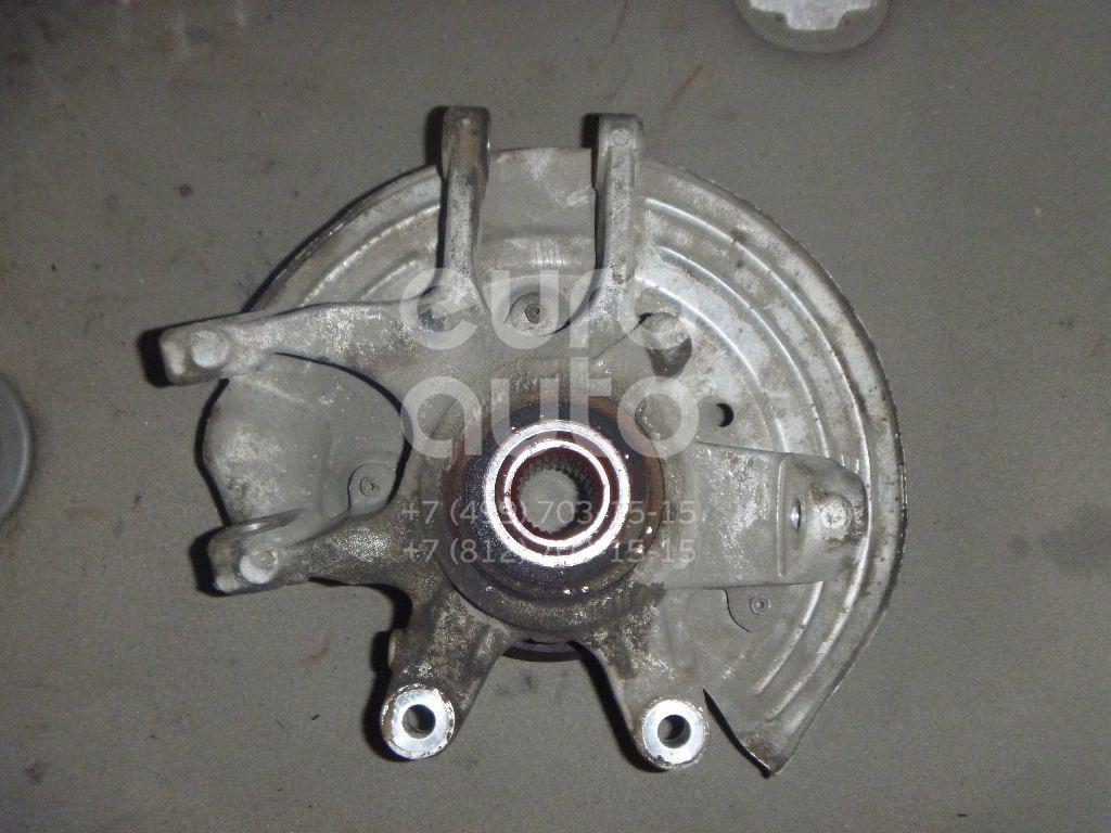 Кулак поворотный задний левый для Jaguar S-TYPE 2000-2006 - Фото №1