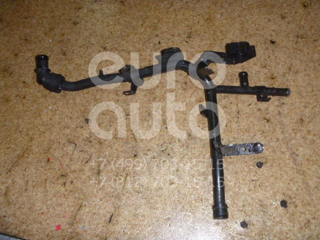 Трубка охлажд. жидкости металлическая для Seat Sharan 2000-2006;Sharan 2006-2010;Alhambra 2001-2010 - Фото №1