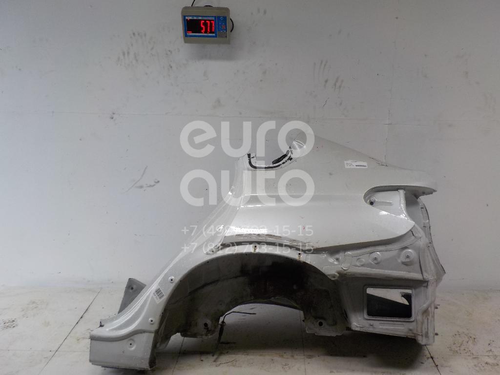 Купить Крыло заднее левое BMW X4 F26 2014-; (41117385421)
