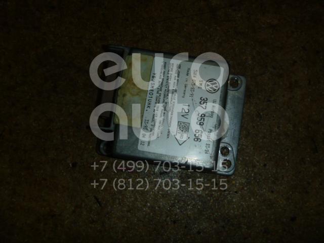 Блок управления AIR BAG для VW Passat [B3] 1988-1993;Passat [B4] 1994-1996 - Фото №1