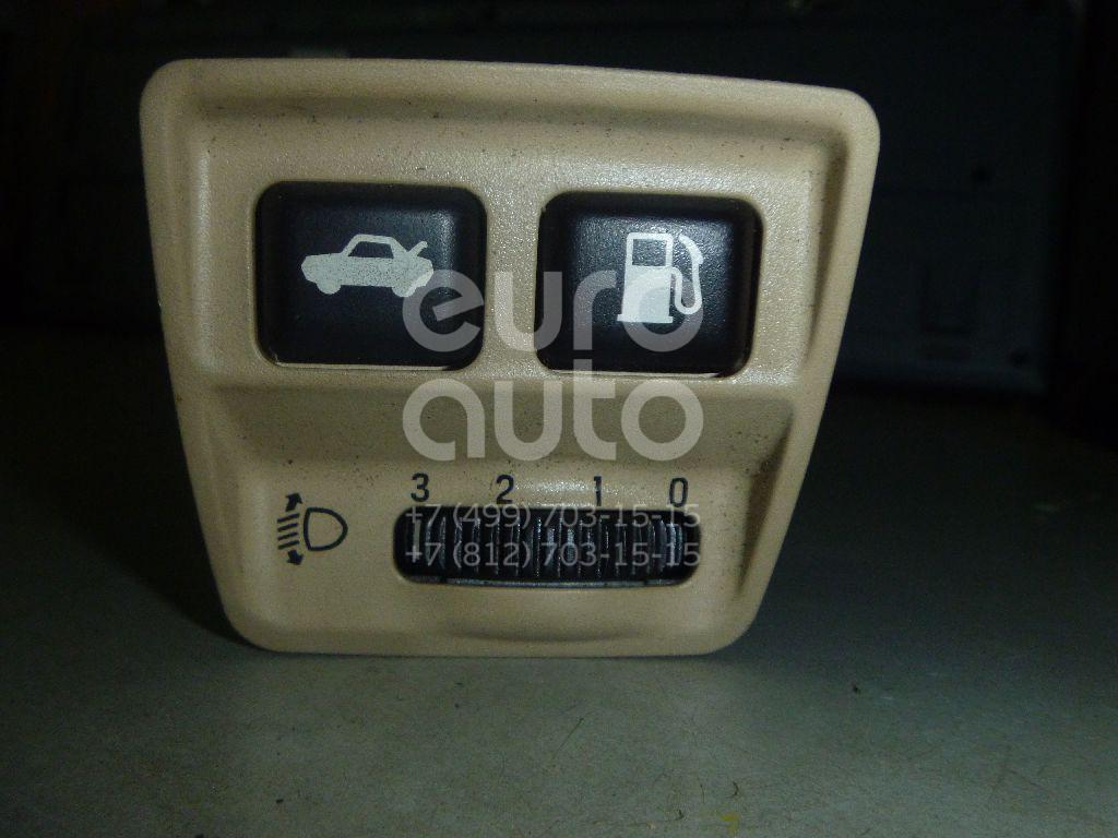 Кнопка корректора фар для Jaguar S-TYPE 2000-2006 - Фото №1