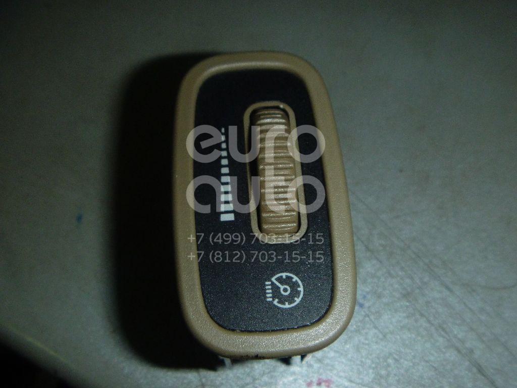 Кнопка освещения панели приборов для Jaguar S-TYPE 1999-2008 - Фото №1