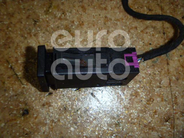 Кнопка обогрева заднего стекла для VW,Seat Sharan 2000-2006;Sharan 2006-2010;Alhambra 2001-2010 - Фото №1