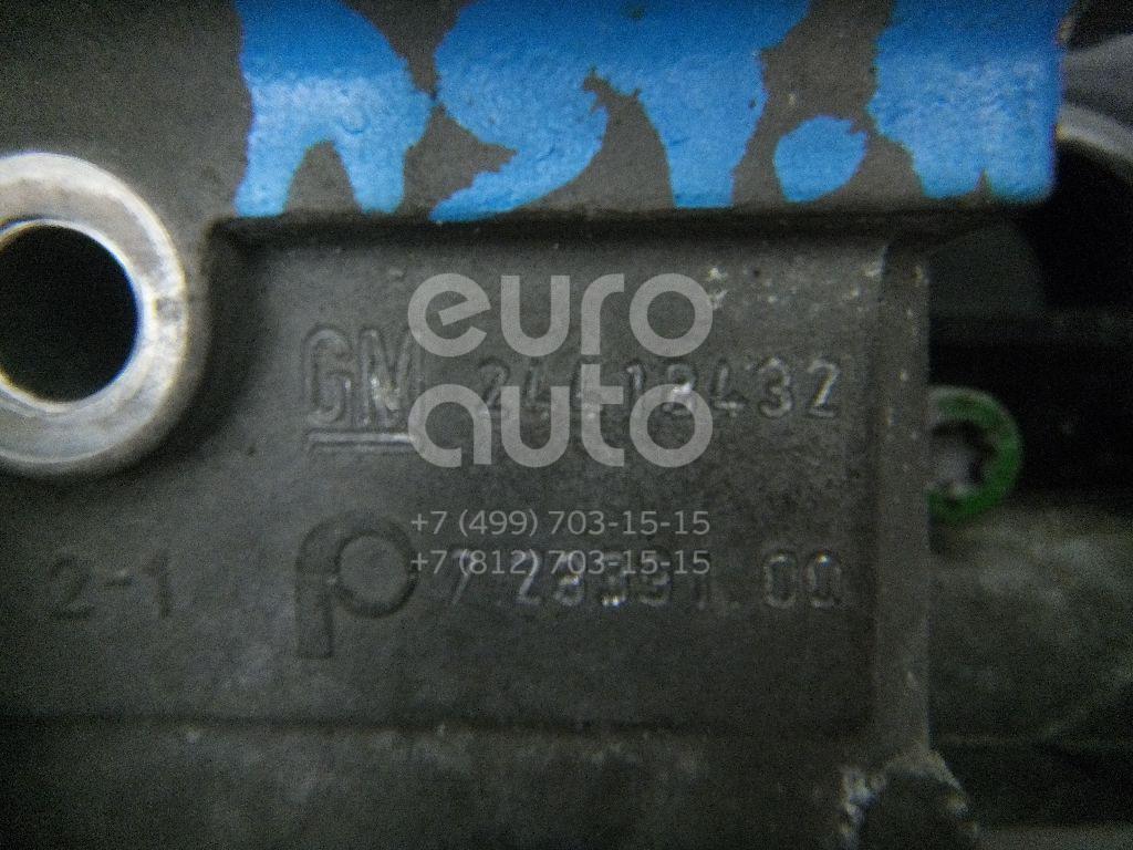 Корпус термостата для Opel Astra H / Family 2004-2015;Astra G 1998-2005;Zafira A (F75) 1999-2005 - Фото №1