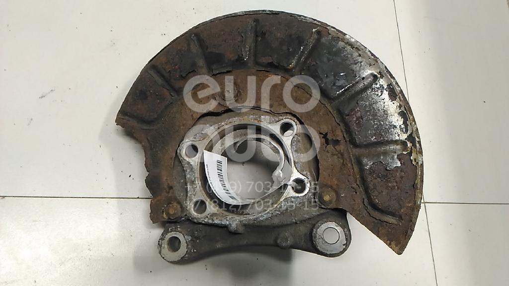 Кулак поворотный передний правый для VW,Audi,Seat Passat [B6] 2005-2010;A3 [8PA] Sportback 2004-2013;Leon (1P1) 2005-2013;Passat CC 2008>;Passat [B7] 2011-2015;Sharan 2010-2015;Alhambra 2010> - Фото №1
