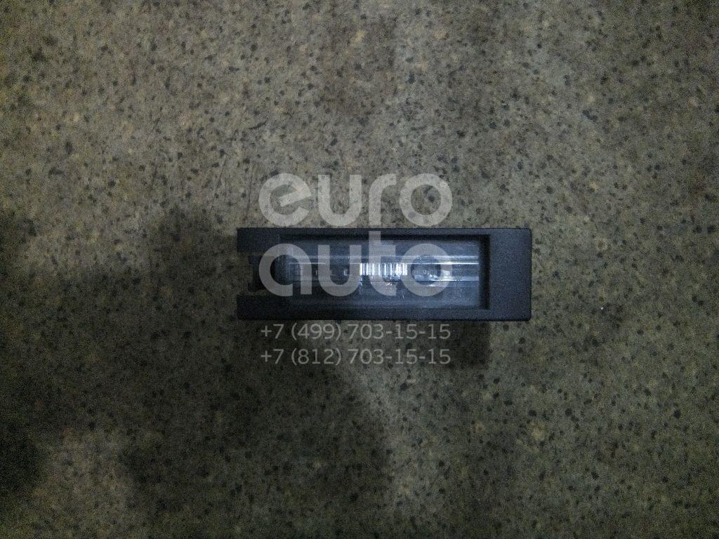 Фонарь подсветки номера для Opel Astra H / Family 2004-2015;Meriva 2003-2010;Tigra TwinTop 2004-2009;Corsa C 2000-2006;Vectra C 2002-2008;Zafira B 2005-2012 - Фото №1