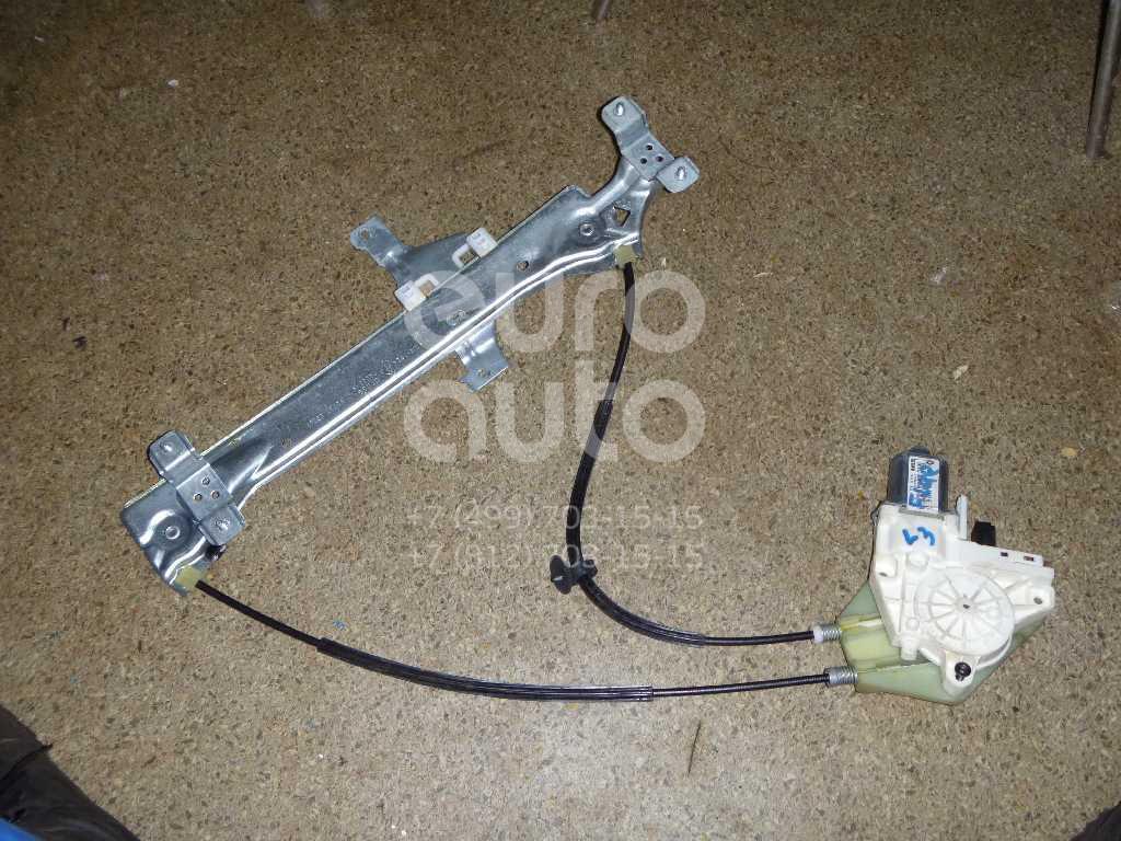 Стеклоподъемник электр. задний левый для Renault Fluence 2010> - Фото №1
