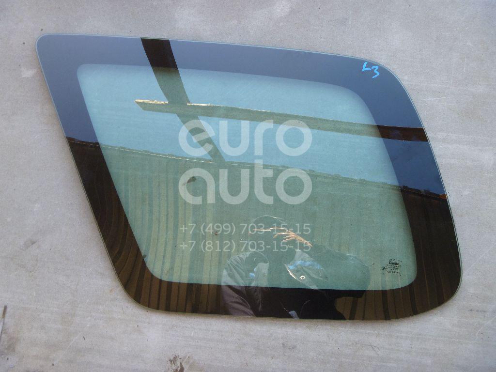 Стекло кузовное глухое левое для Mazda Tribute (EP) 2001-2007 - Фото №1