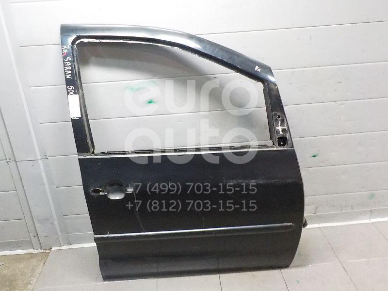 Дверь передняя правая для VW Sharan 1995-1999 - Фото №1