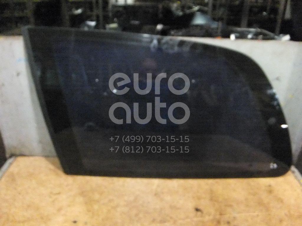 Стекло кузовное открывающееся (форточка) левое для VW Sharan 1995-1999;Alhambra 1996-2001;Sharan 2000-2006;Sharan 2006-2010 - Фото №1