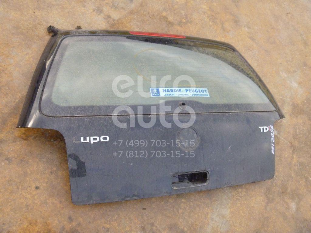 Дверь багажника со стеклом для VW Lupo 1998-2005 - Фото №1