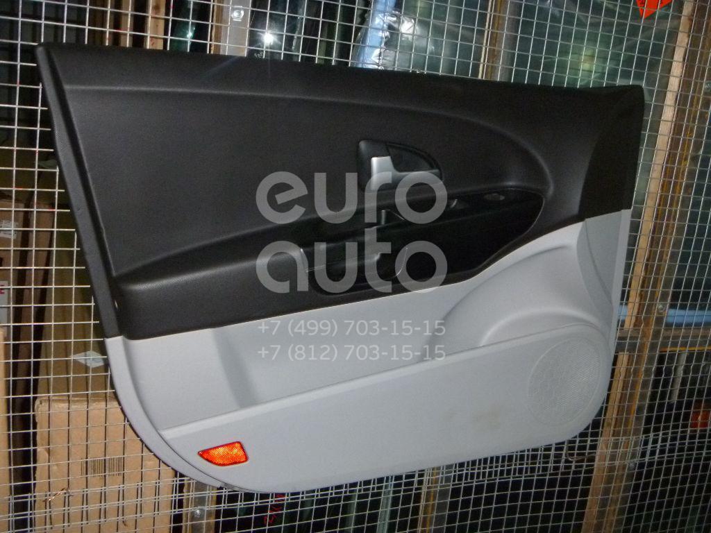 Обшивка двери передней левой для Kia Ceed 2007- 2012 - Фото №1