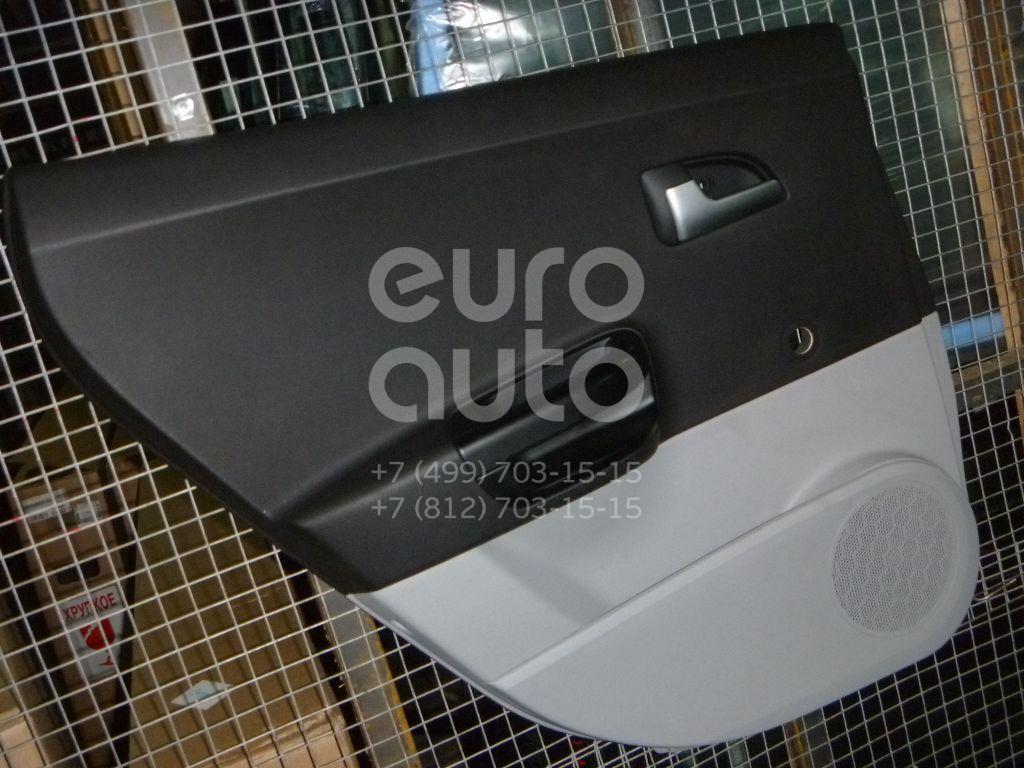 Обшивка двери задней левой для Kia Ceed 2007- 2012 - Фото №1