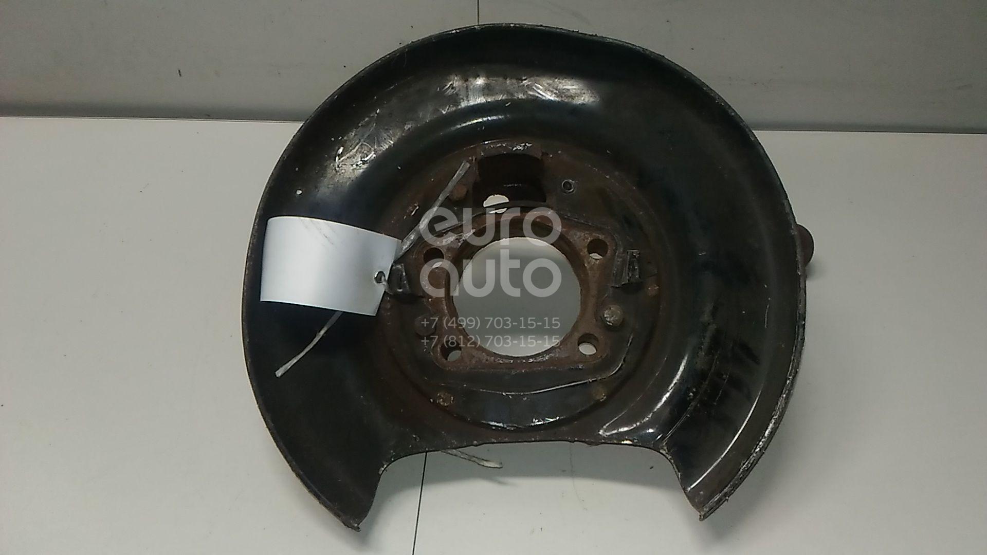 Кулак поворотный задний правый для Volvo XC90 2002-2015 - Фото №1
