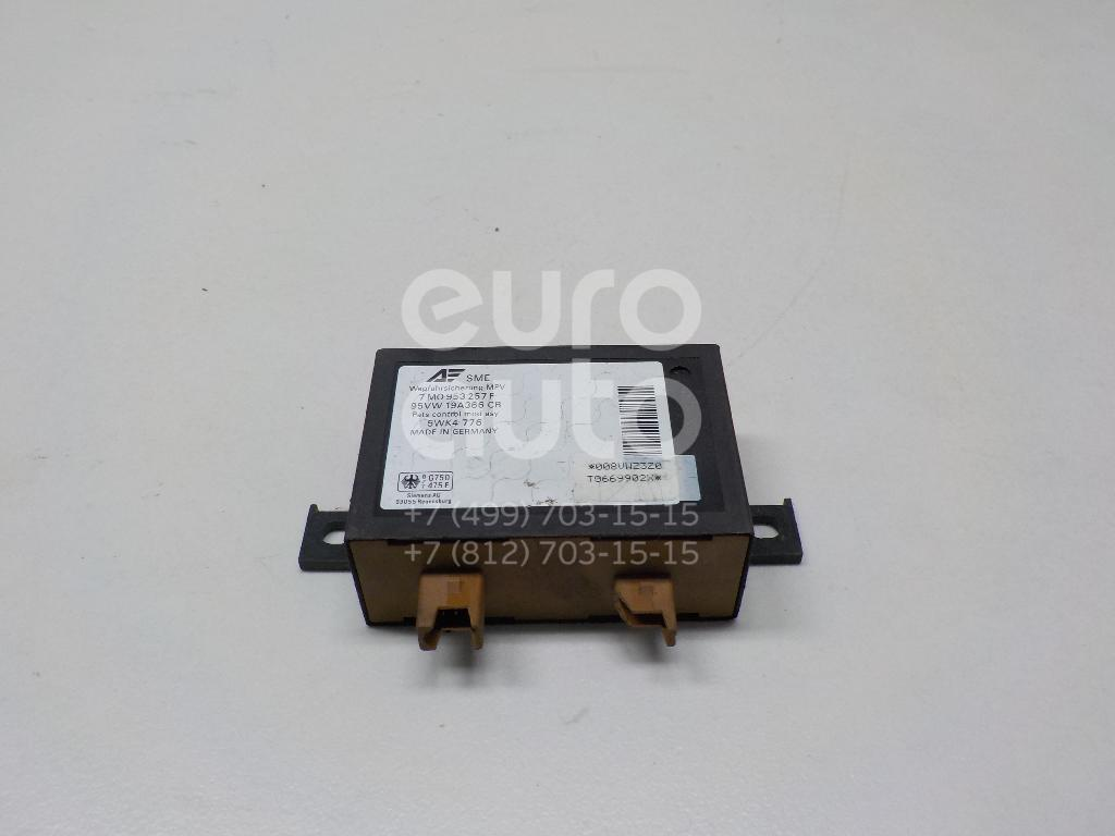 Блок электронный для VW,Seat,Ford Sharan 1995-1999;Alhambra 1996-2001;Galaxy 1995-2006 - Фото №1