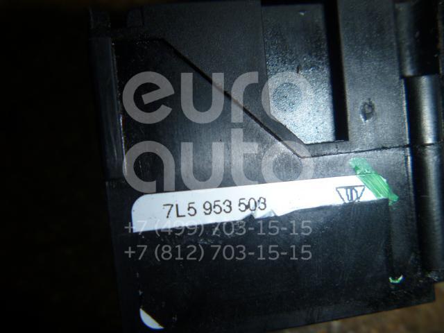 Переключатель стеклоочистителей для Porsche Cayenne 2003-2010 - Фото №1