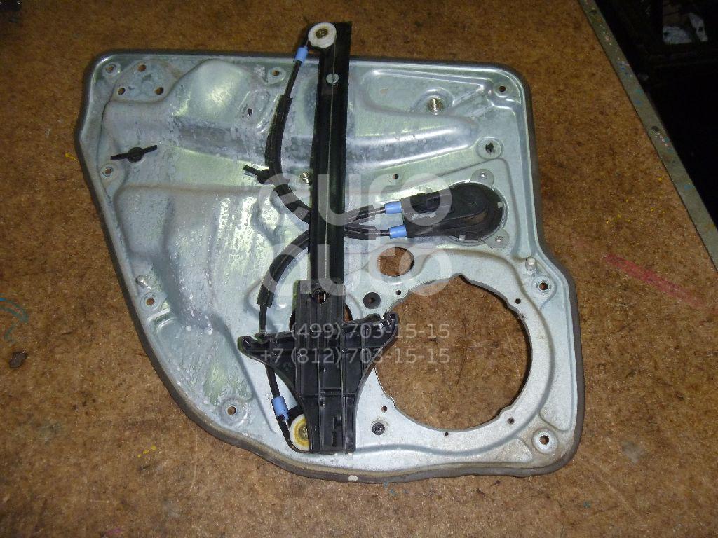 Стеклоподъемник механ. задний правый для VW Golf IV/Bora 1997-2005 - Фото №1