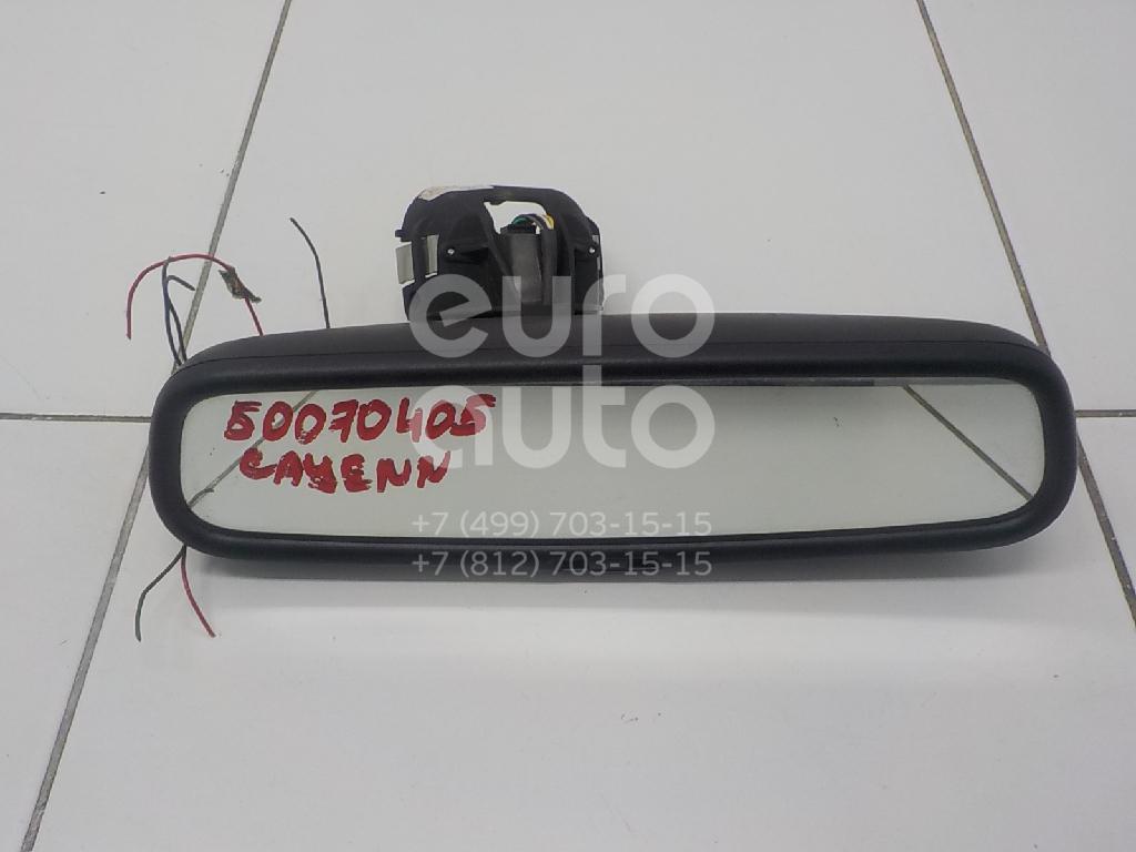 Зеркало заднего вида для Porsche Cayenne 2003-2010 - Фото №1