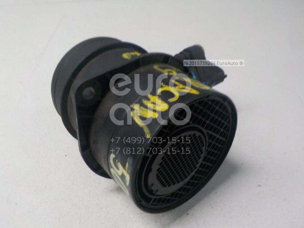 Расходомер воздуха (массметр) для Hyundai,Kia Terracan 2001-2007;Sorento 2003-2009;Starex H1 1997-2007 - Фото №1
