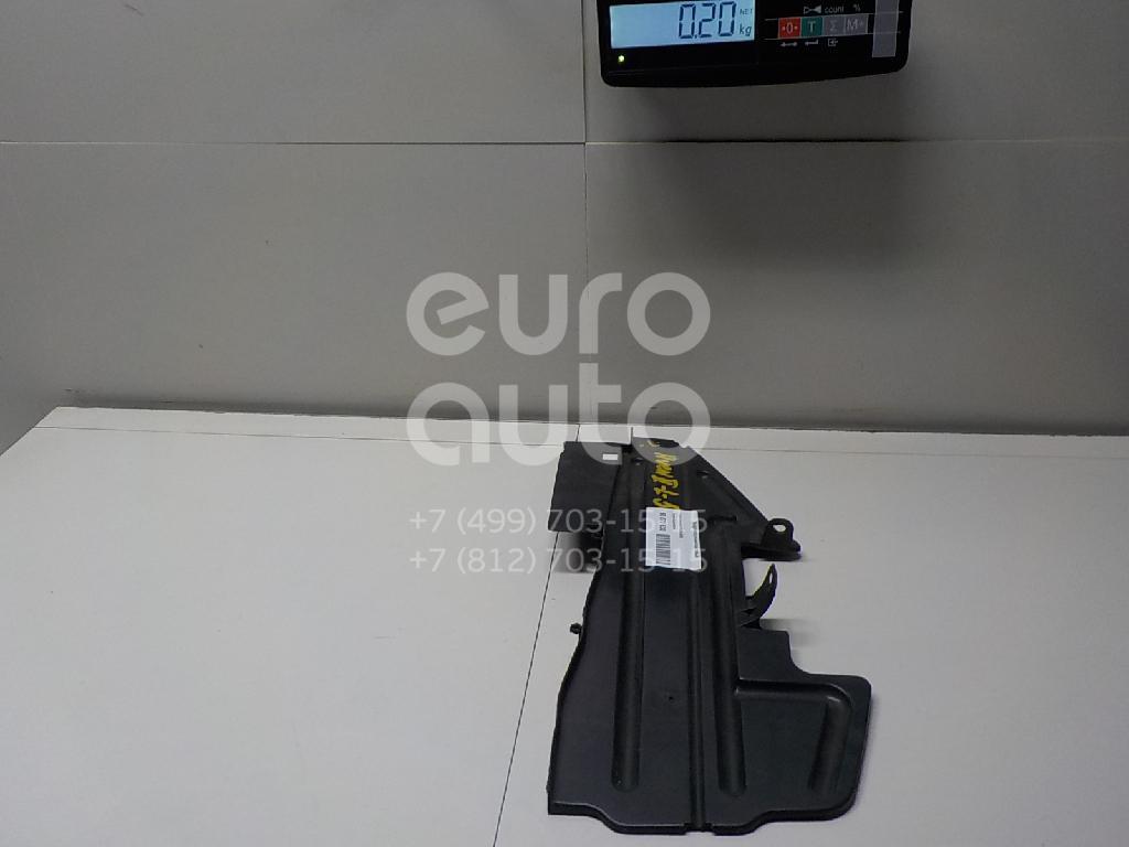 Воздуховод радиатора левый для Toyota Avensis II 2003-2008 - Фото №1
