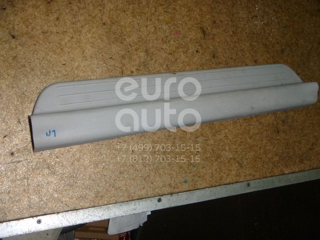 Накладка порога (внутренняя) для Kia Ceed 2007- 2012 - Фото №1