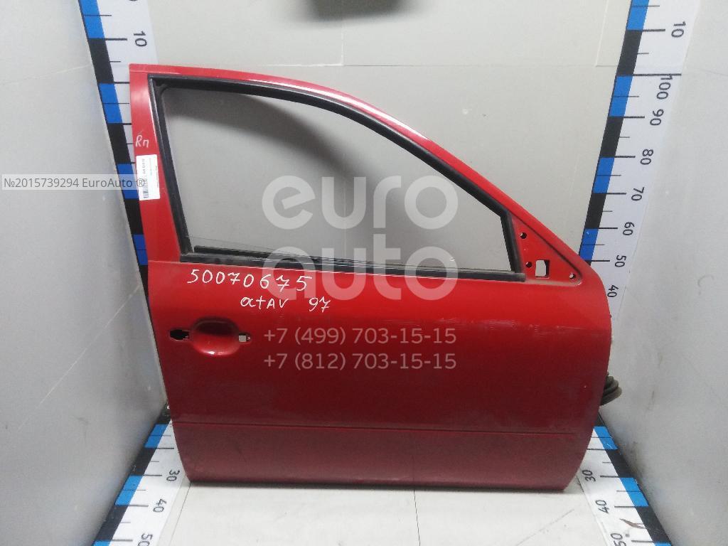 Дверь передняя правая для Skoda Octavia 1997-2000 - Фото №1