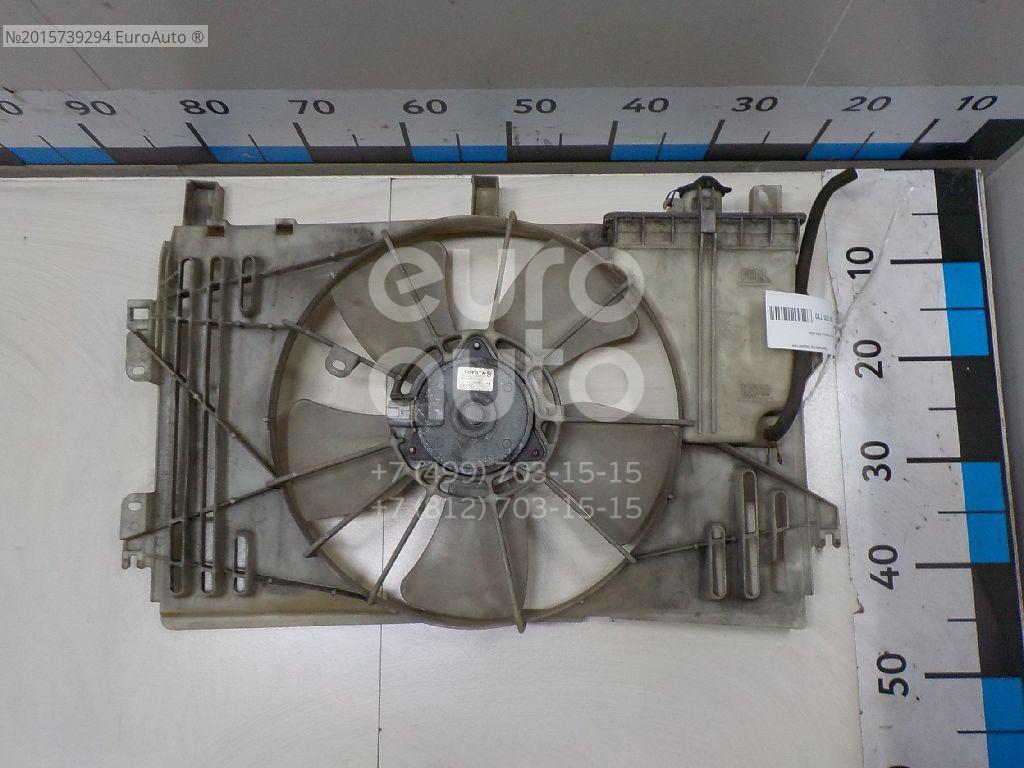 Вентилятор радиатора для Toyota Avensis II 2003-2008 - Фото №1