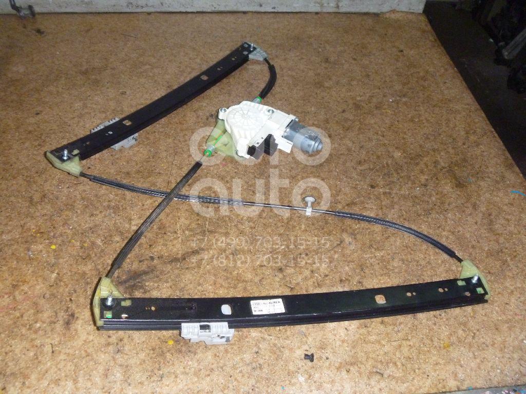 Стеклоподъемник электр. задний правый для AUDI Q7 [4L] 2005-2015 - Фото №1