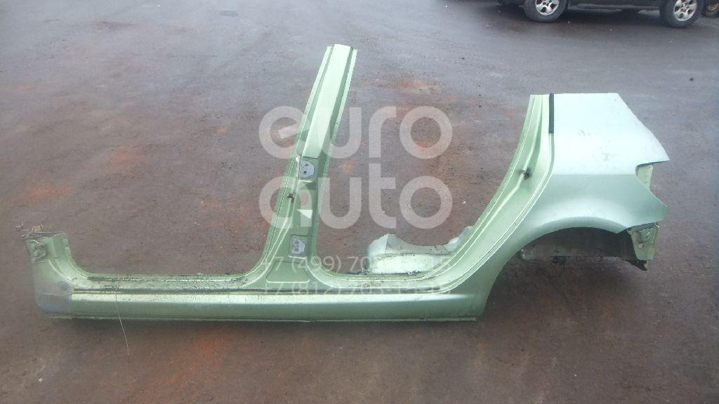 Кузовной элемент для Peugeot 307 2001-2007 - Фото №1