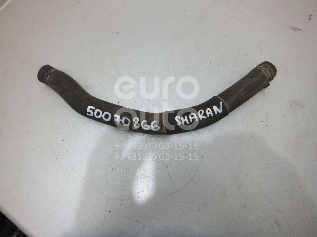 Патрубок для VW Sharan 1995-1999 - Фото №1