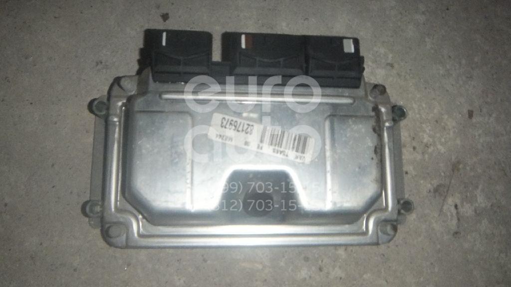 Блок управления двигателем для Peugeot 307 2001-2007 - Фото №1
