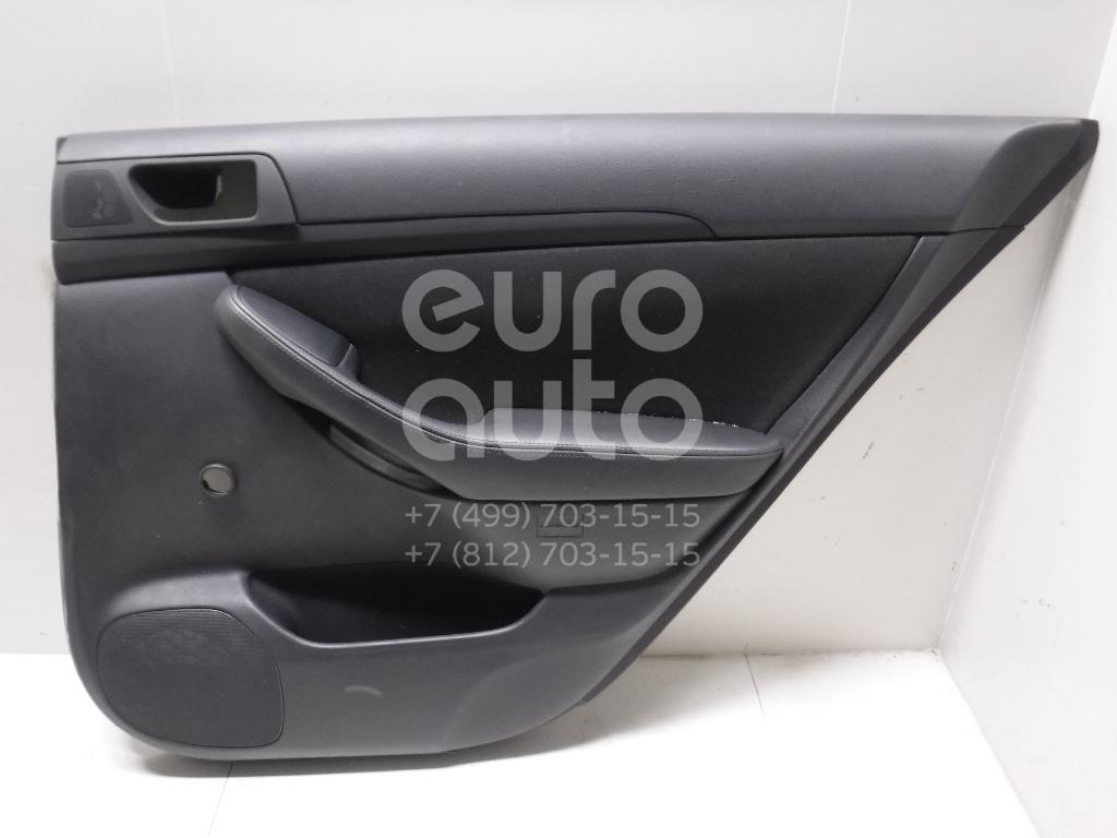 Обшивка двери задней правой для Toyota Avensis II 2003-2008 - Фото №1