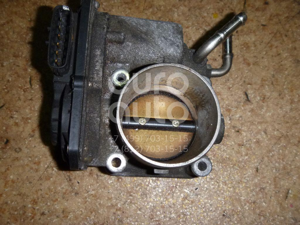 Заслонка дроссельная электрическая для Toyota Avensis II 2003-2008 - Фото №1
