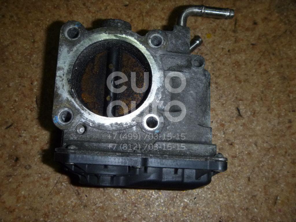 Заслонка дроссельная электрическая для Toyota Avensis II 2003-2008;CorollaVerso 2004-2009 - Фото №1