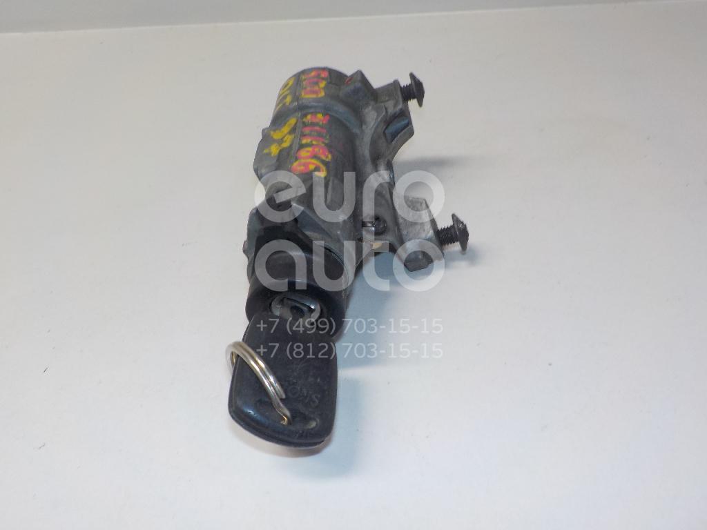 Замок зажигания для Skoda,Audi,Seat,VW Octavia 1997-2000;A3 (8L1) 1996-2003;A8 1994-1998;TT(8N3) 1998-2006;Octavia (A4 1U-) 2000-2011;Leon (1M1) 1999-2006;Toledo II 1999-2006;Golf IV/Bora 1997-2005;Allroad quattro 2000-2005;A8 1998-2003 - Фото №1