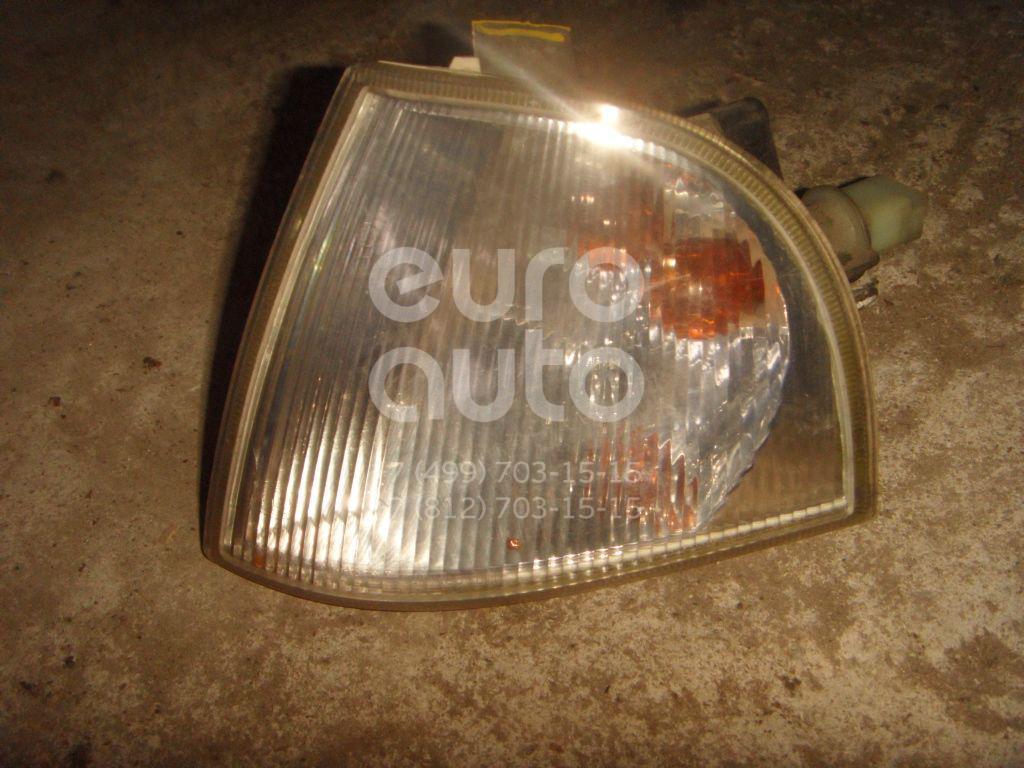 Указатель поворота левый белый для Skoda Octavia 1997-2000 - Фото №1