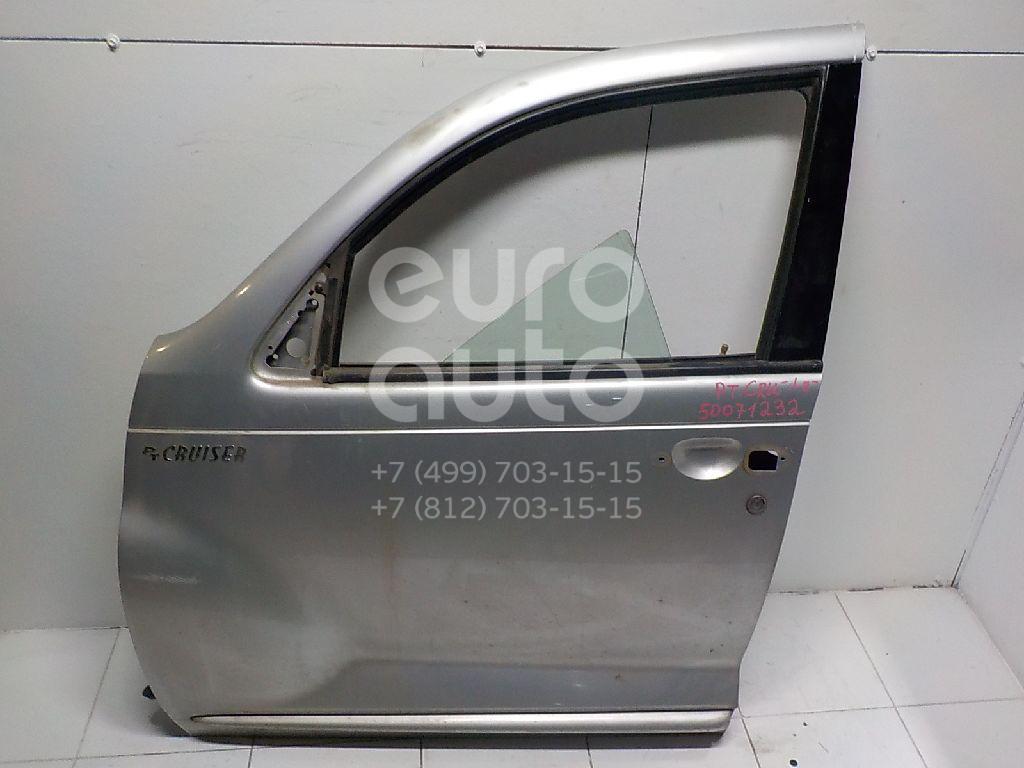 Дверь передняя левая для Chrysler PT Cruiser 2000-2010 - Фото №1
