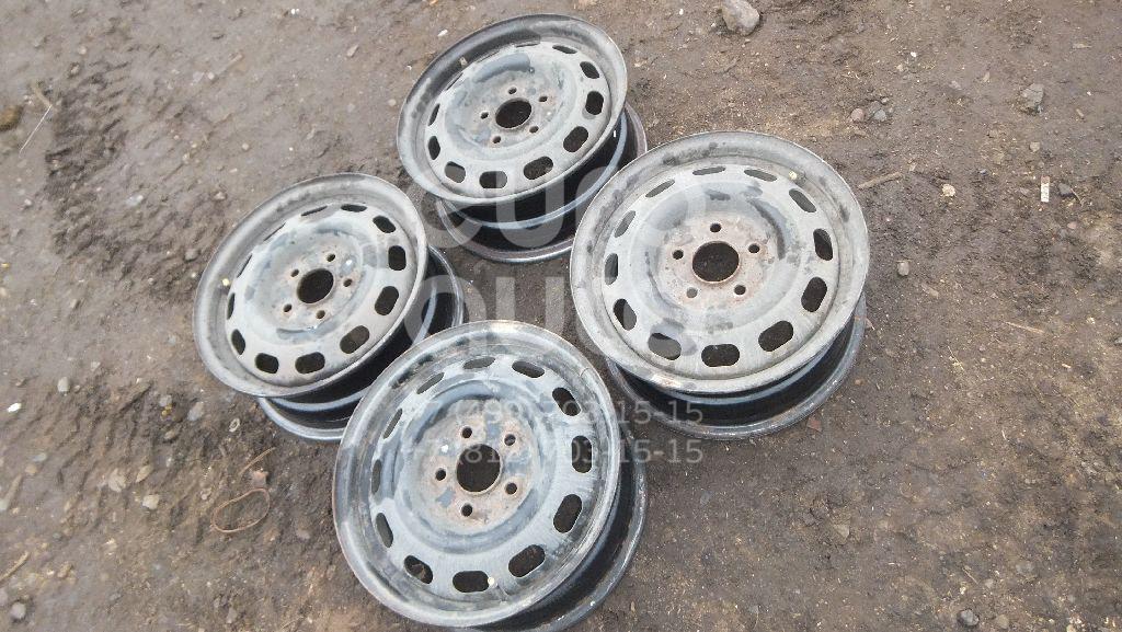 Диск колесный железо для Mazda Premacy (CP) 1999-2004 - Фото №1