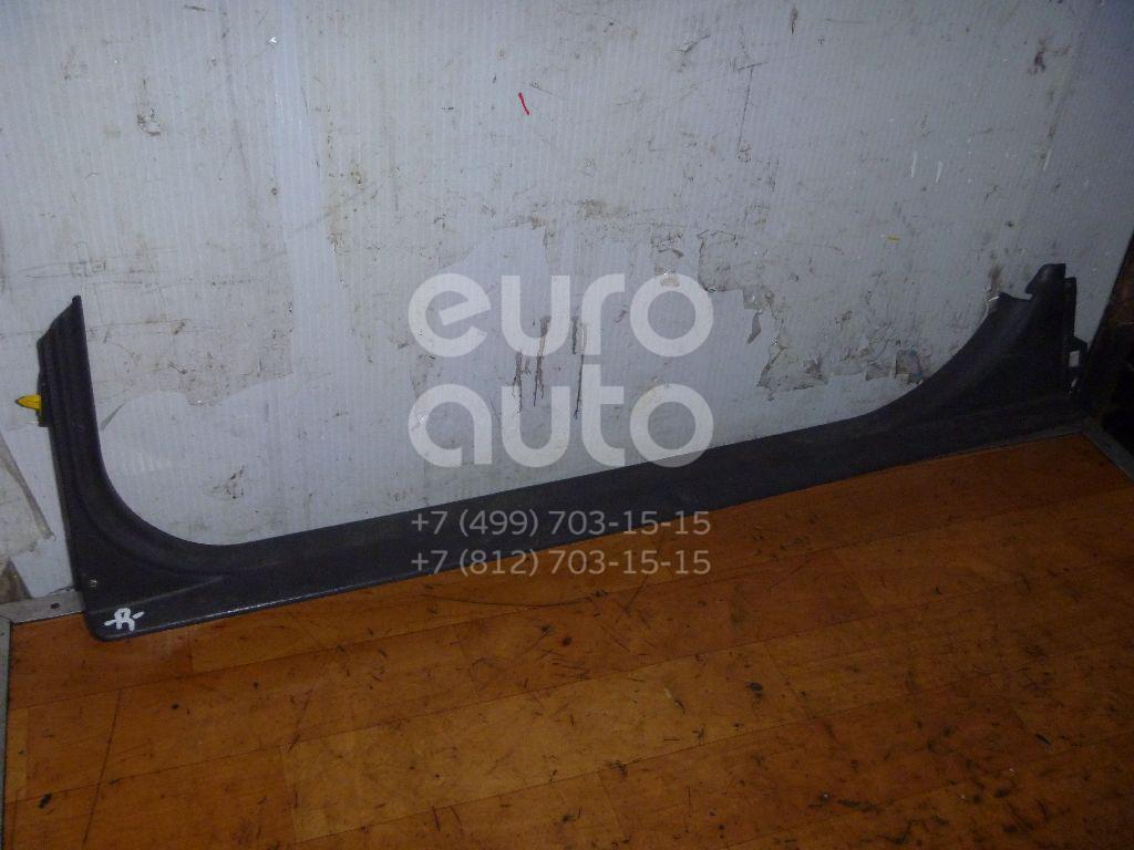 Накладка порога (внутренняя) для Volvo XC90 2002-2015 - Фото №1