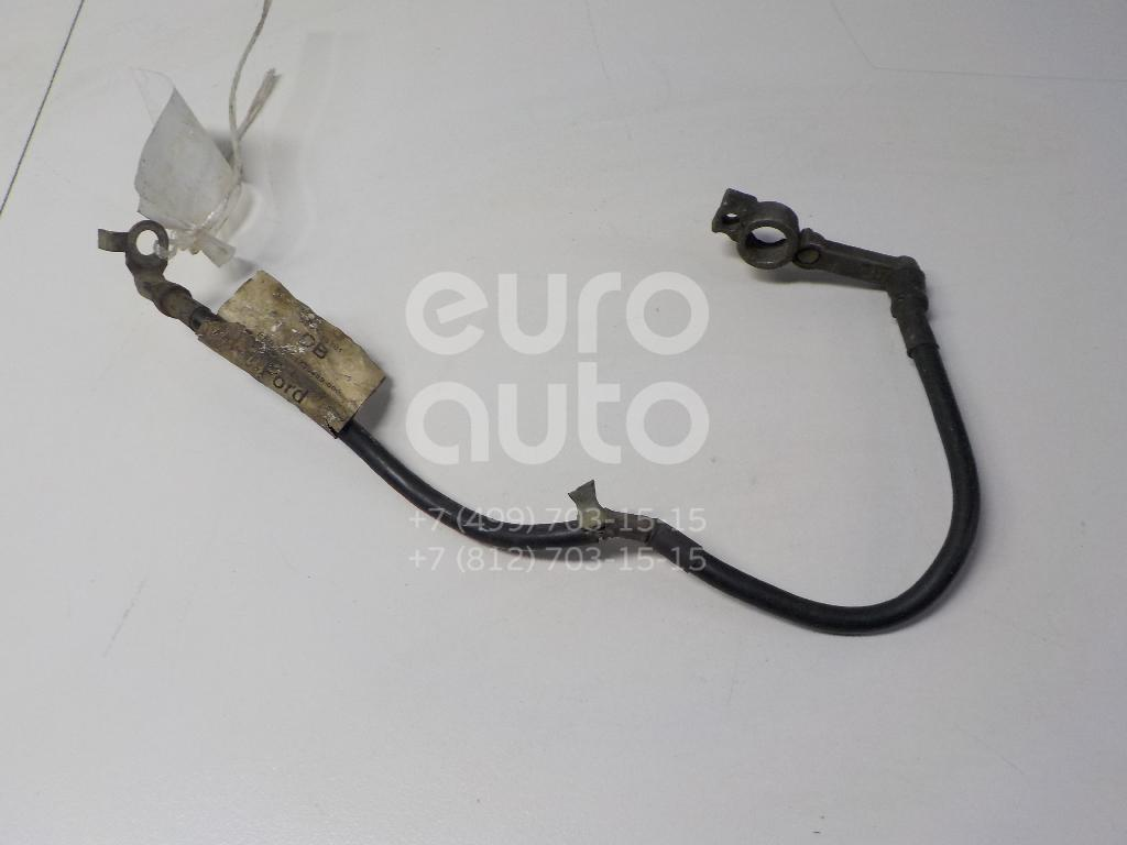 Клемма аккумулятора минус для Ford Fusion 2002-2012;Fiesta 2001-2008 - Фото №1