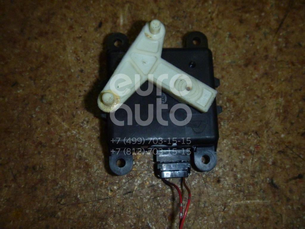 Моторчик заслонки отопителя для Nissan Almera N16 2000-2006 - Фото №1