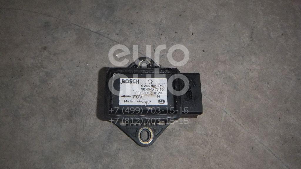 Датчик курсовой устойчивости для Peugeot,Citroen 307 2001-2007;406 1995-1999;C8 2002-2014;406 1999-2004 - Фото №1