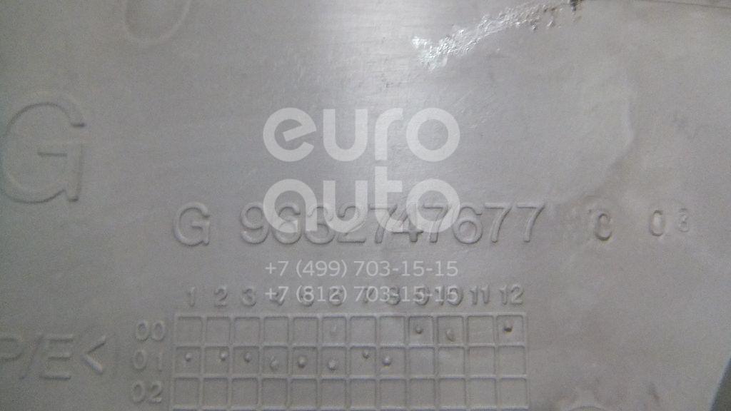 Обшивка стойки для Peugeot 307 2001-2008 - Фото №1